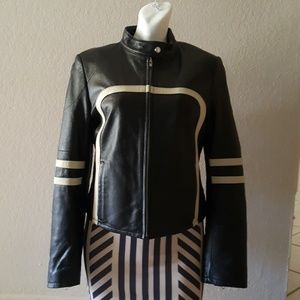 Wilson Leather Maxima Jacket.